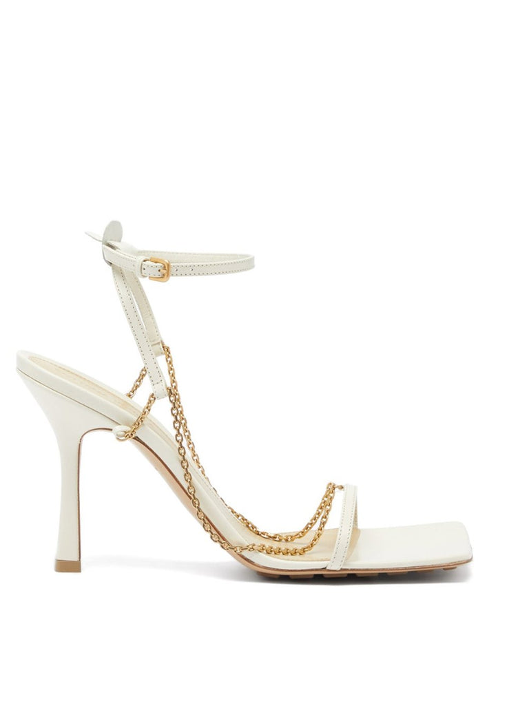 Chain Strappy Sandal