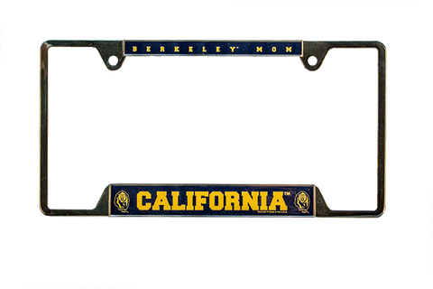 California Mom License Plate