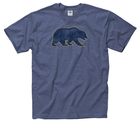 California Walking Bear Vintage Tee