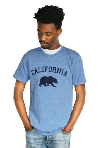 California Bear Men's tee