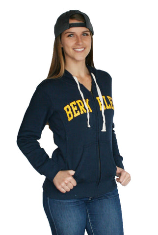 Berkeley arch Zip Hood
