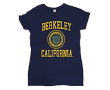 Berkeley California with School Seal Women's Tee