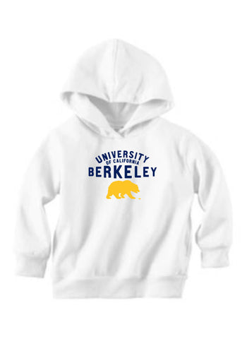 Cal University Bear Toddler Hoodie