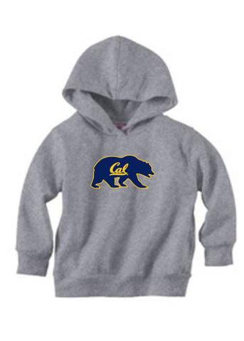 Cal Walking Bear Toddler Hoodie