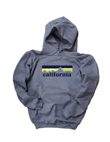 California Sunset Pullover Hoodie