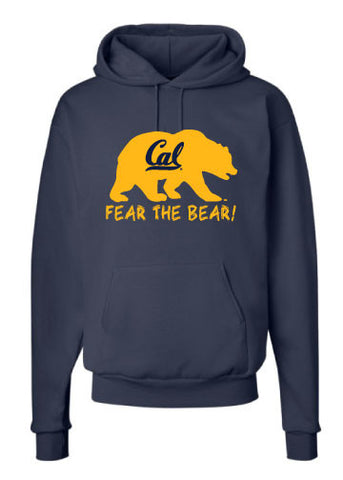 Fear the Bear Cal Hoodie