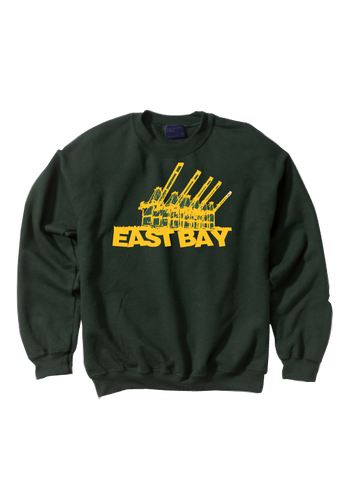 East Bay Cranes Crew Neck Sweatshirt