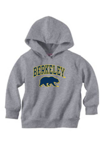 Berkeley with Walking Bear Toddler Hoodie