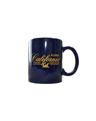 Navy California Alumni Mug