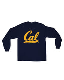 Cal Script Long Sleeve Tee