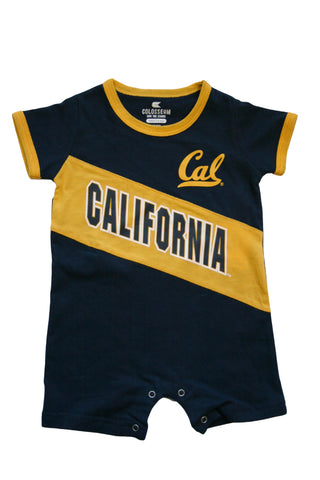 Cal California Stripe Infant T-romper