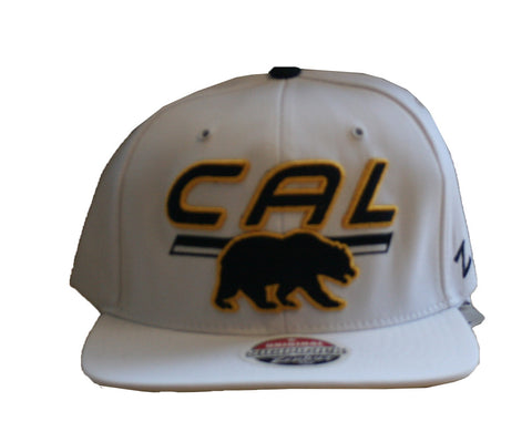 Cal Block with Walking Bear hat
