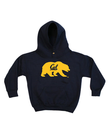 Walking Bear with Cal Script Youth Hood