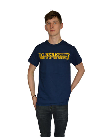 UC Berkeley College of Letters and Science Tee