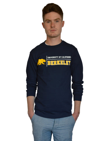 UC Berkeley with Bear Long Sleeve Tee