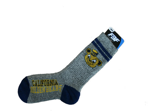 Oski California Golden Bear Athletic Sock
