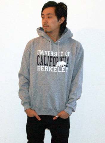 University of California Block Hoodie