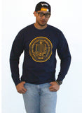 Large Berkeley Seal Long Sleeve Tee