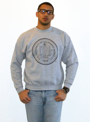 Large Berkeley Seal Crewneck