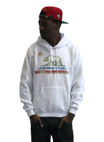 California State Flag Pullover Hoodie