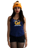 Someone At Cal Loves Me Racer Tank