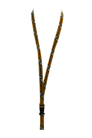 California Athletic Bear Lanyard