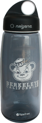 Berkeley California Oski Face Nalgene Water Bottle