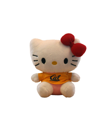 Small Hello Kitty with Cal tee shirt Plushie