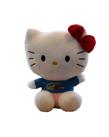 Large Hello Kitty Plushie