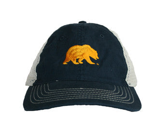Walking Bear Trucker cap