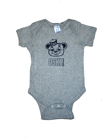 Oski face Infant Onesie