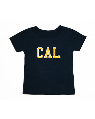 Cal Block Infant Tee