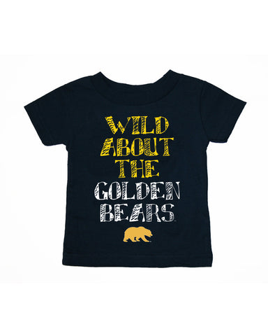 Wild about Bears Toddler Tee