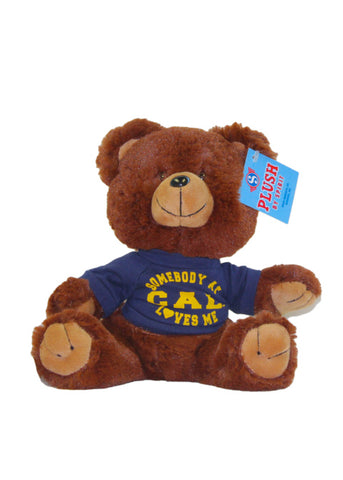 Berkeley Brown plush bear