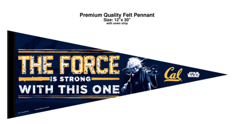 Star wars California Force is  Strong pennant