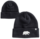 Champion Brand California walking bear beanie