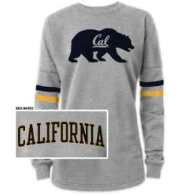 California Bear Varsity Top