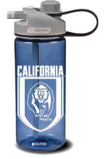 California Nalgene Water Bottle