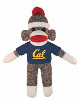 Cal Small Sock Monkey