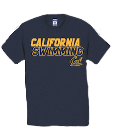 California Swimming Tee