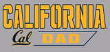 Cal Dad California Tee
