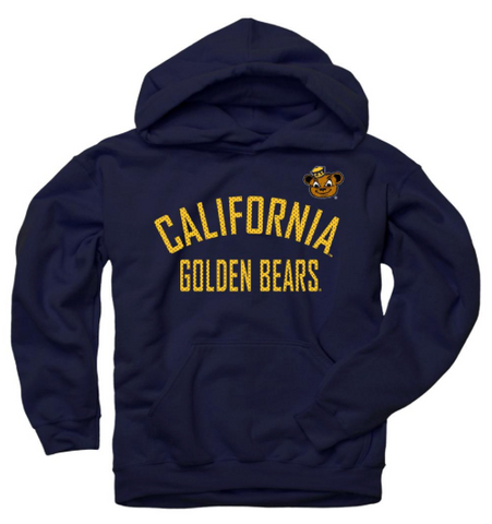 California Golden Bears Oski Youth Hood