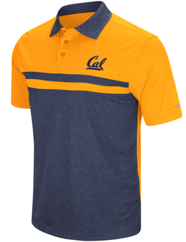 Colosseum Cal  Gold Yoke Polo
