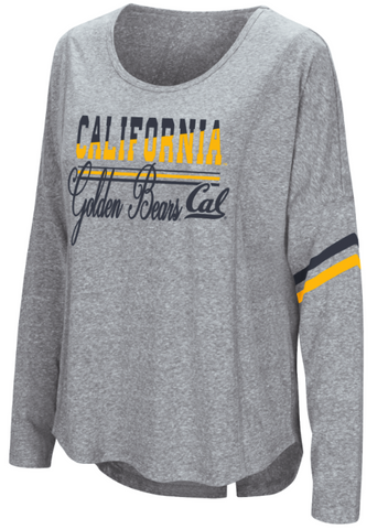 Colosseum California Golden Bears Flow Top