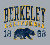 Champion Berkeley California Bear Women's Tee
