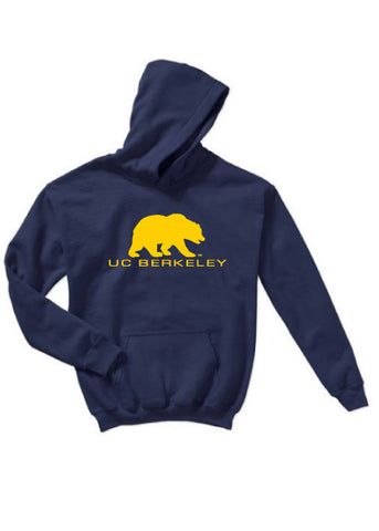 UC Berkeley Bear Youth Hood