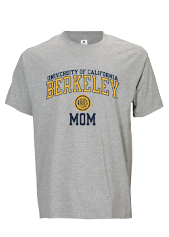 University of California Berkeley Mom Tee