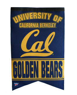 University of California Berkeley Pennant