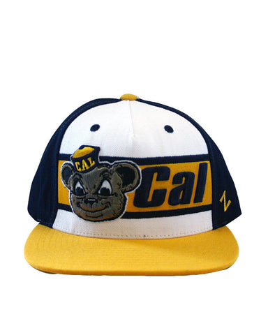 Oski Band Adjustable Hat