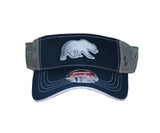 Walking Bear Color Block Visor